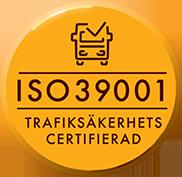 Trafiksäkerhets certifierad